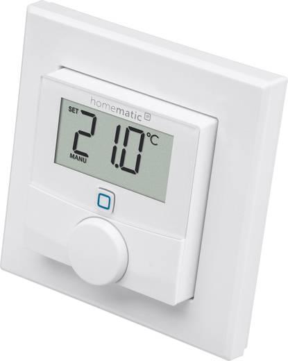 HomeMatic vezeték nélküli fali termosztát