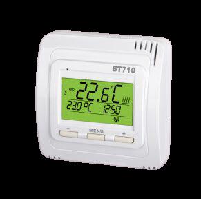 Infrapanel kiegészítők és termosztátok
